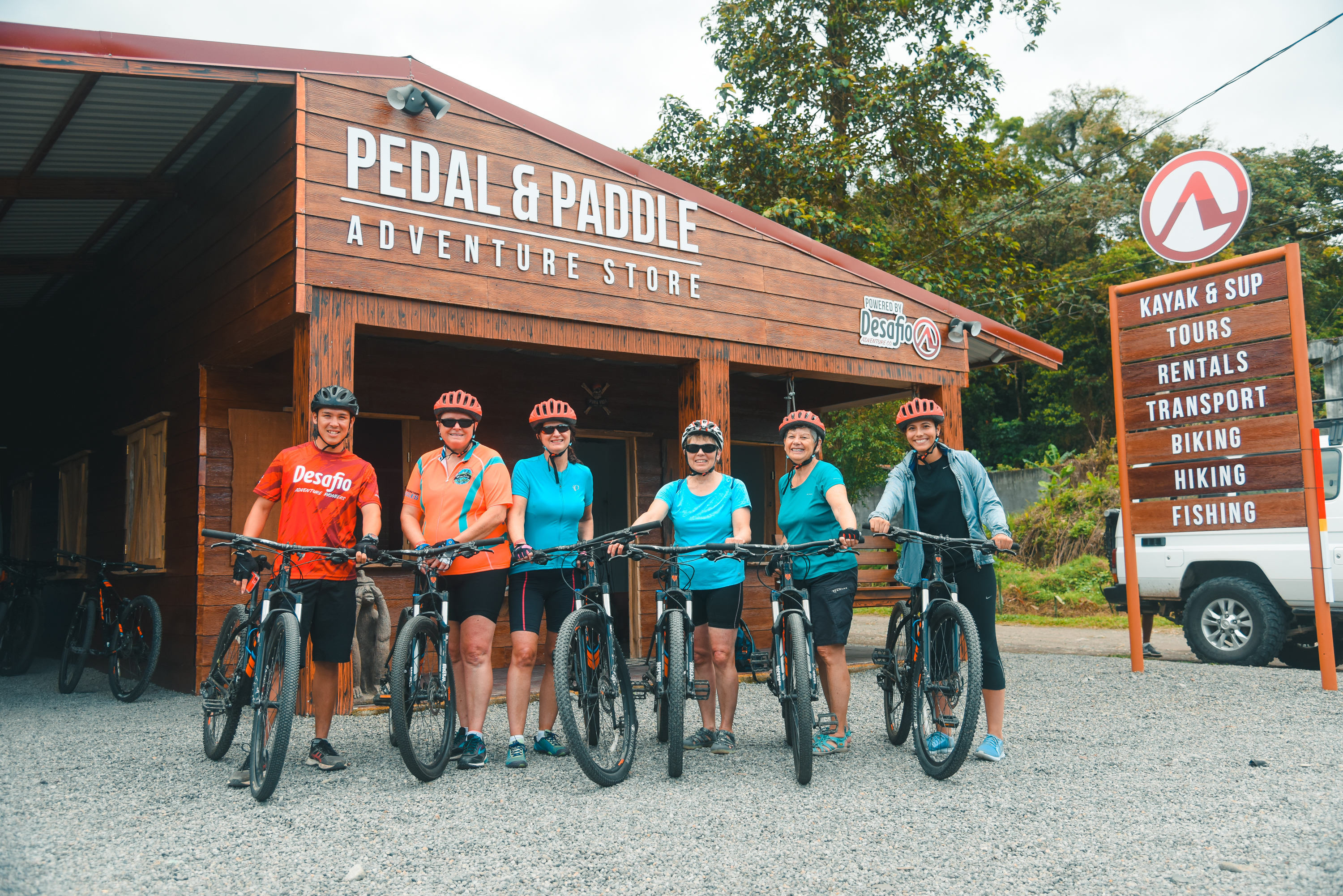 Arenal Volcano Mountain Biking Company