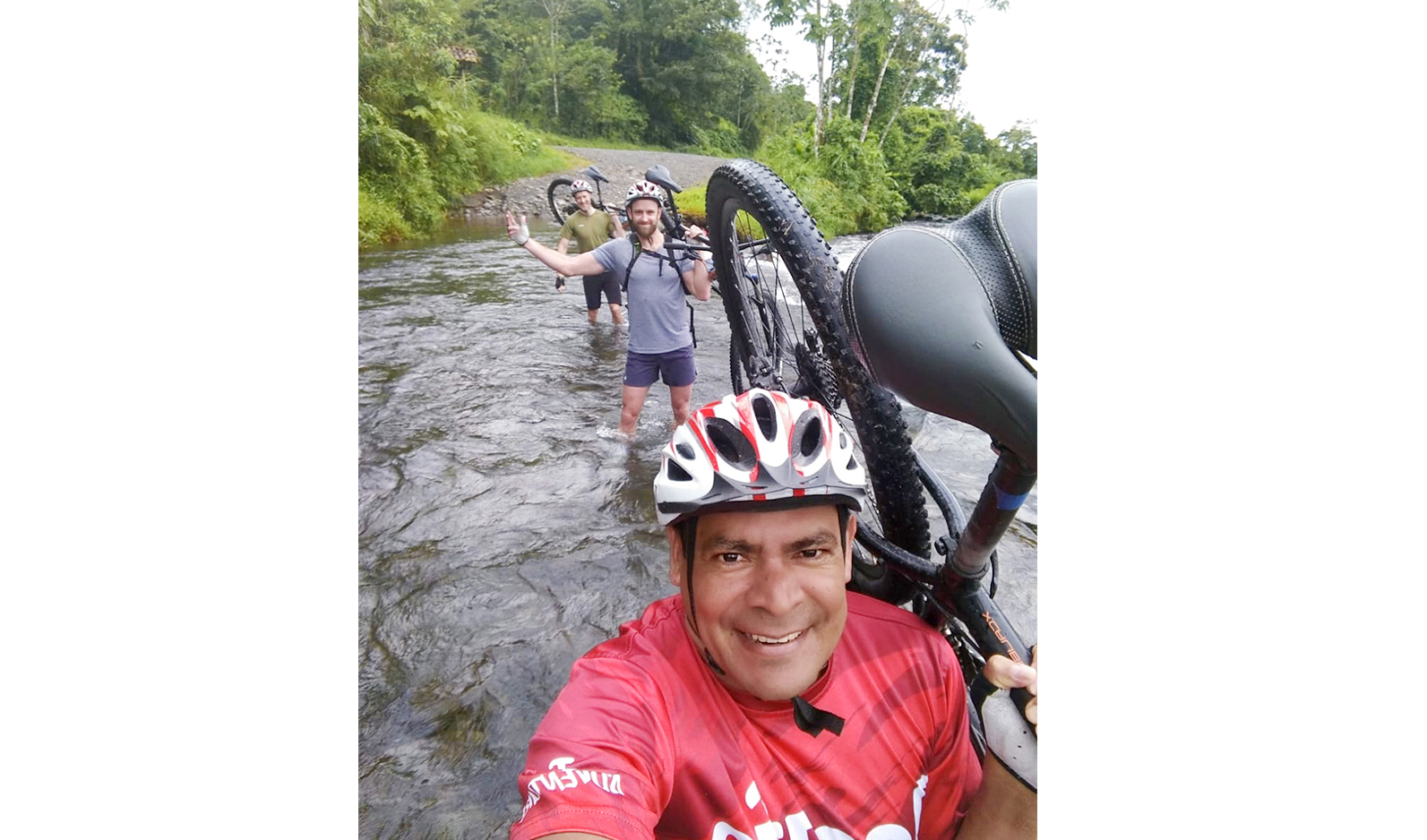 Mountain Bike Pedal Costa Rica