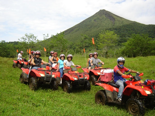 Original ATV Arenal Costa Rica