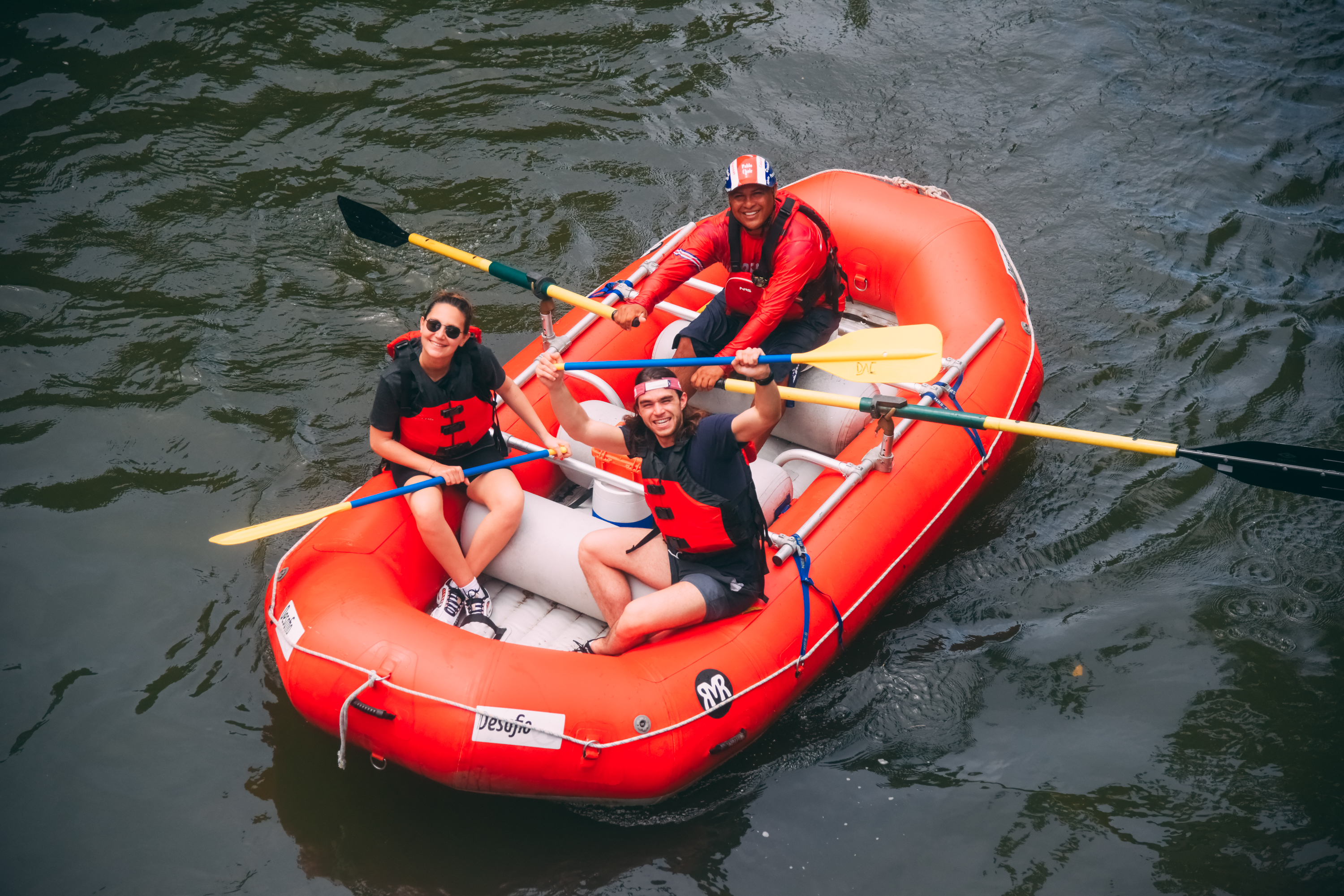 You will lov the to see the vast nature on our whitewater and wildlife Jungle Safari Float with Desafio.