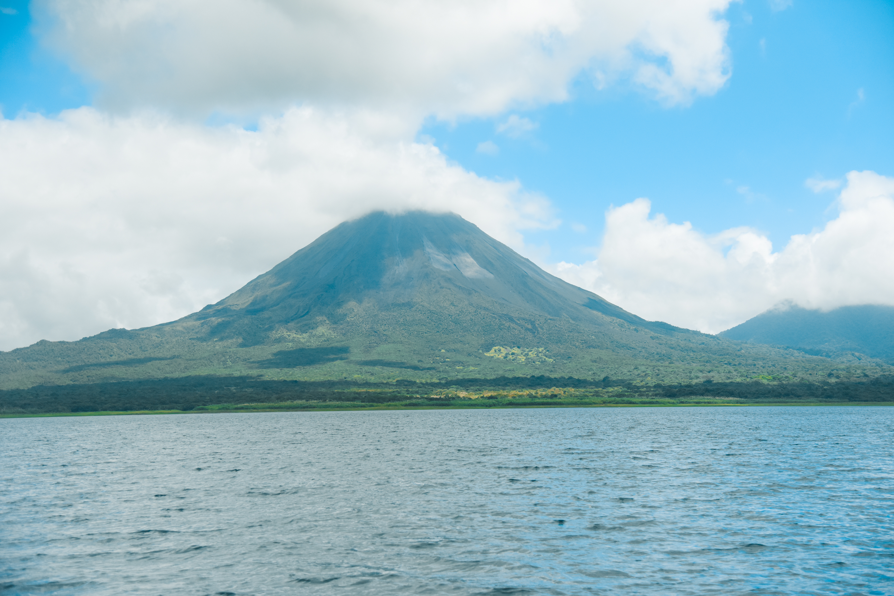 Arenal Volcano! Arenal Lake! Costa Rica