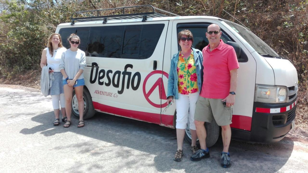 Have a great adventure with Desafio.