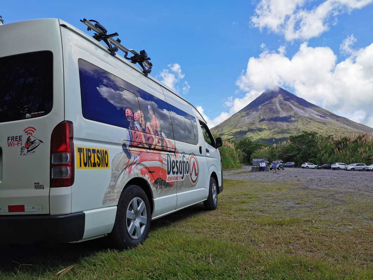 Travel around Costa Rica with free our  wifi!