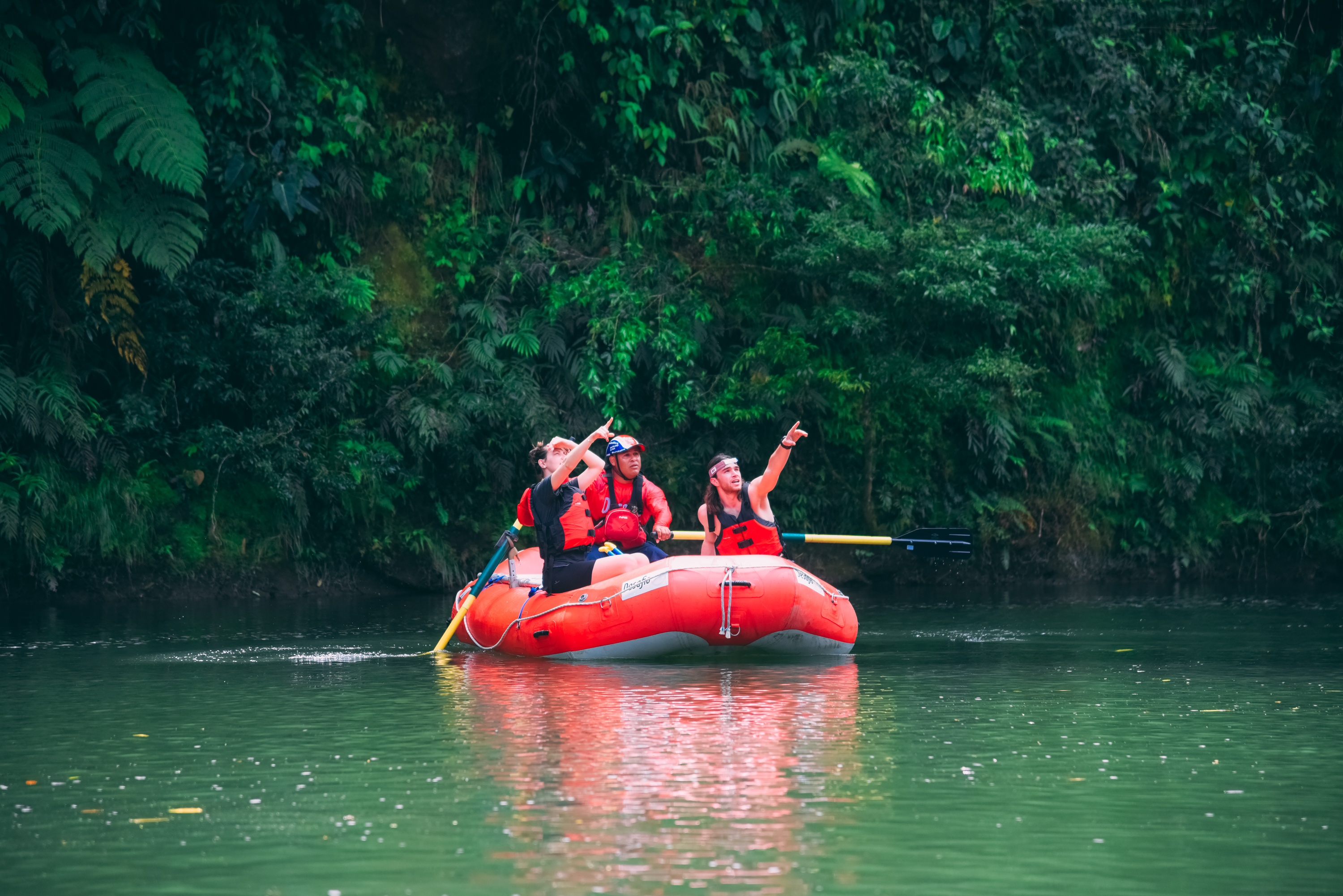 Serious Fun With Desafio Adventure Company Costa Rica!