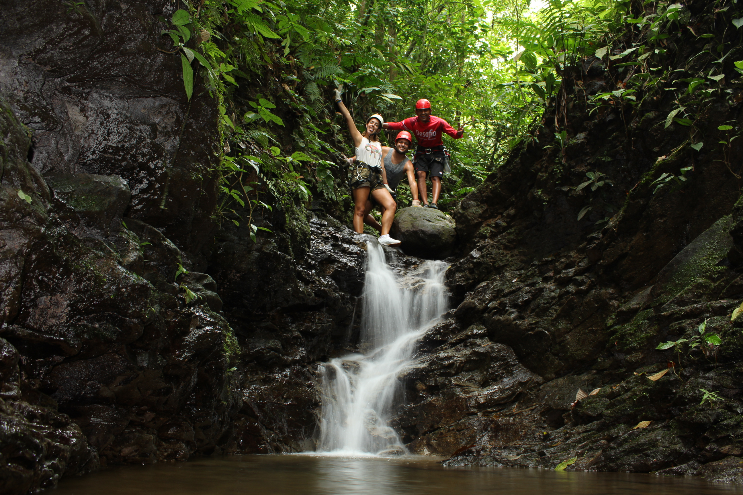 Conquer your fears! Visit Costa RIca