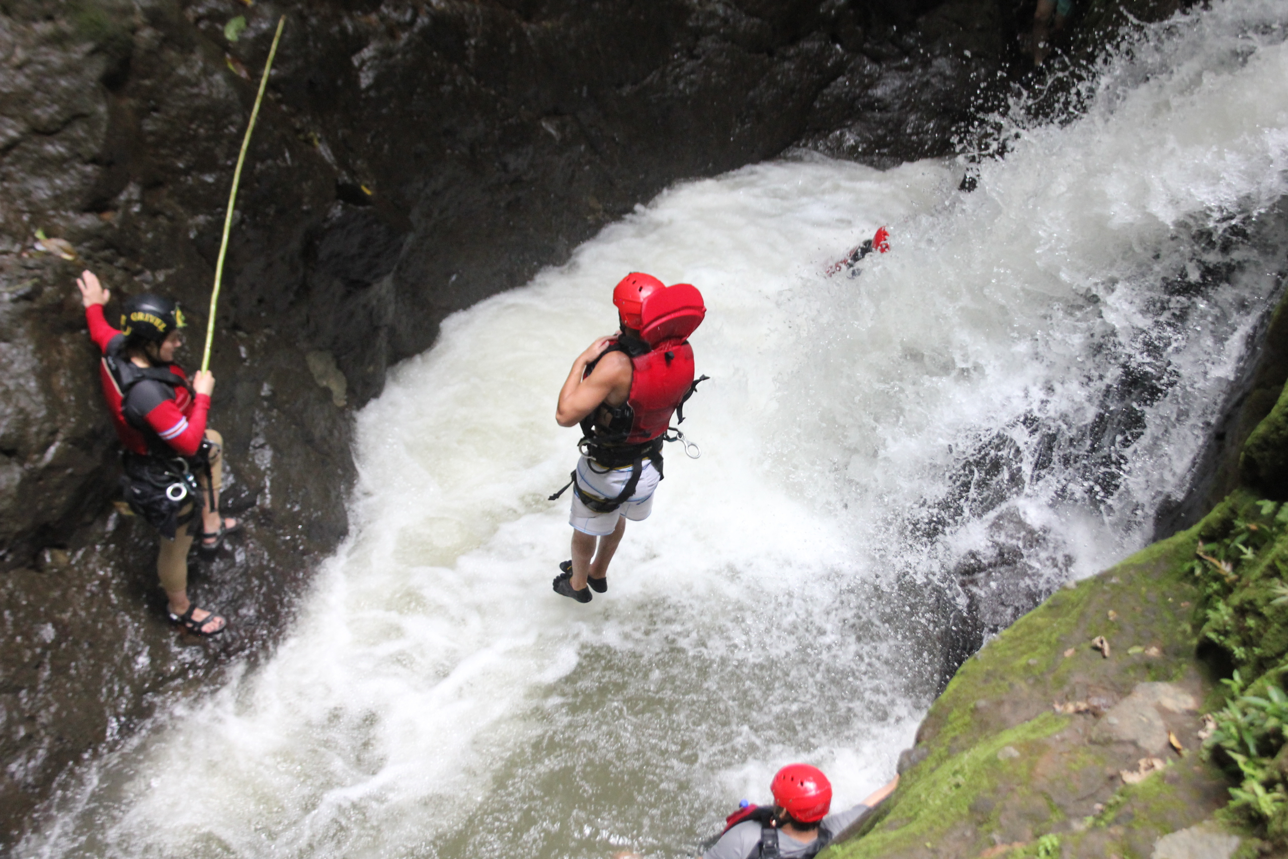 Discover Costa Rica! The most EXTREME Tour in Costa RIca!