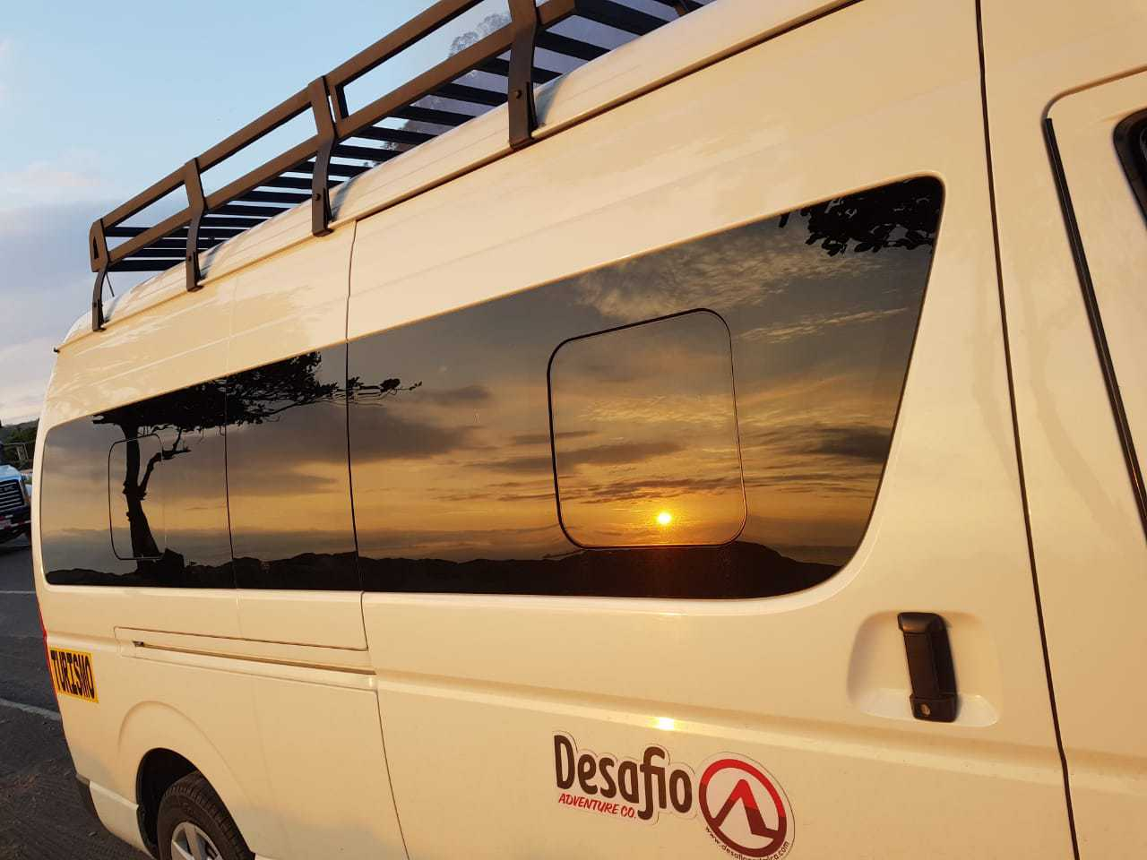 Try the best transfer from Coco Beach to La Fortuna Arenal Volcano!