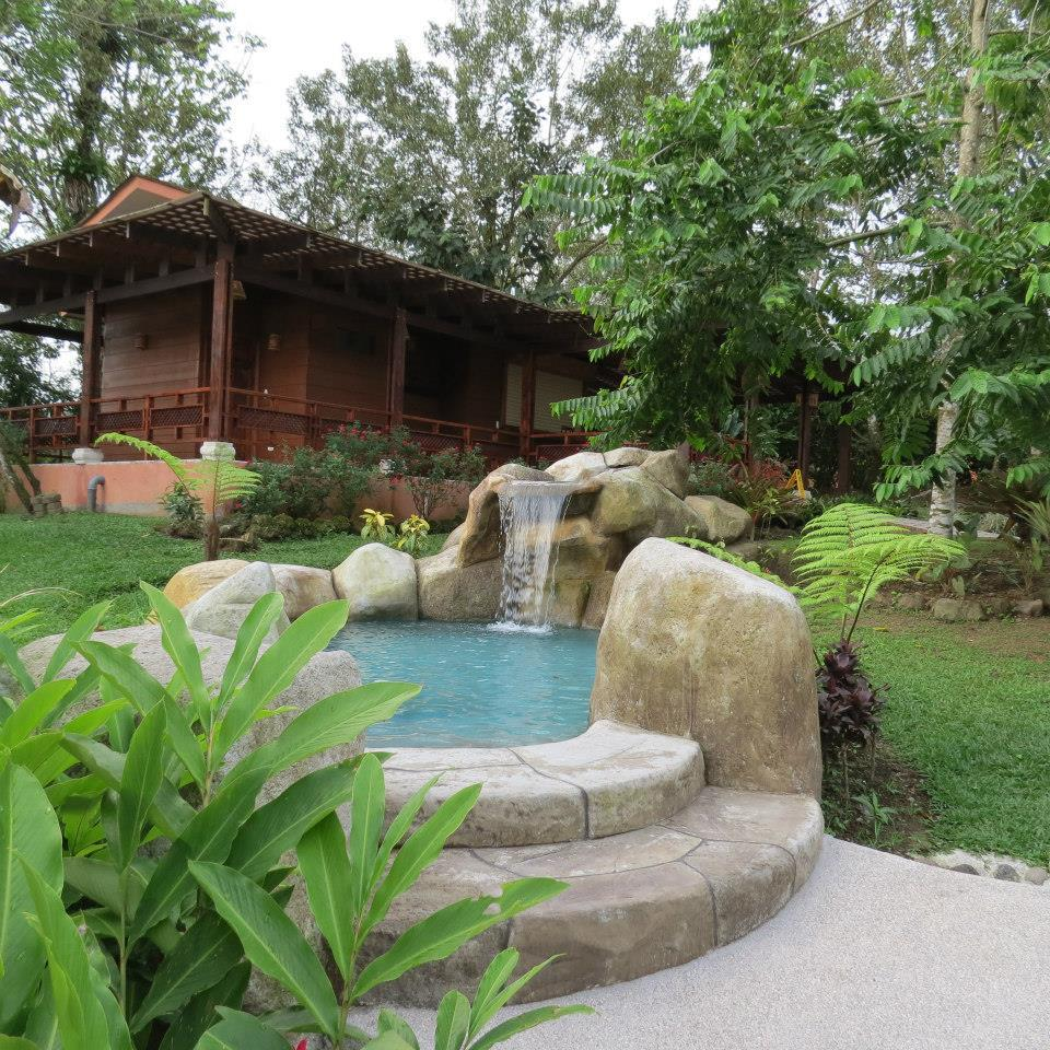 Where is the best place for a massage in La Fortuna, Costa Rica?