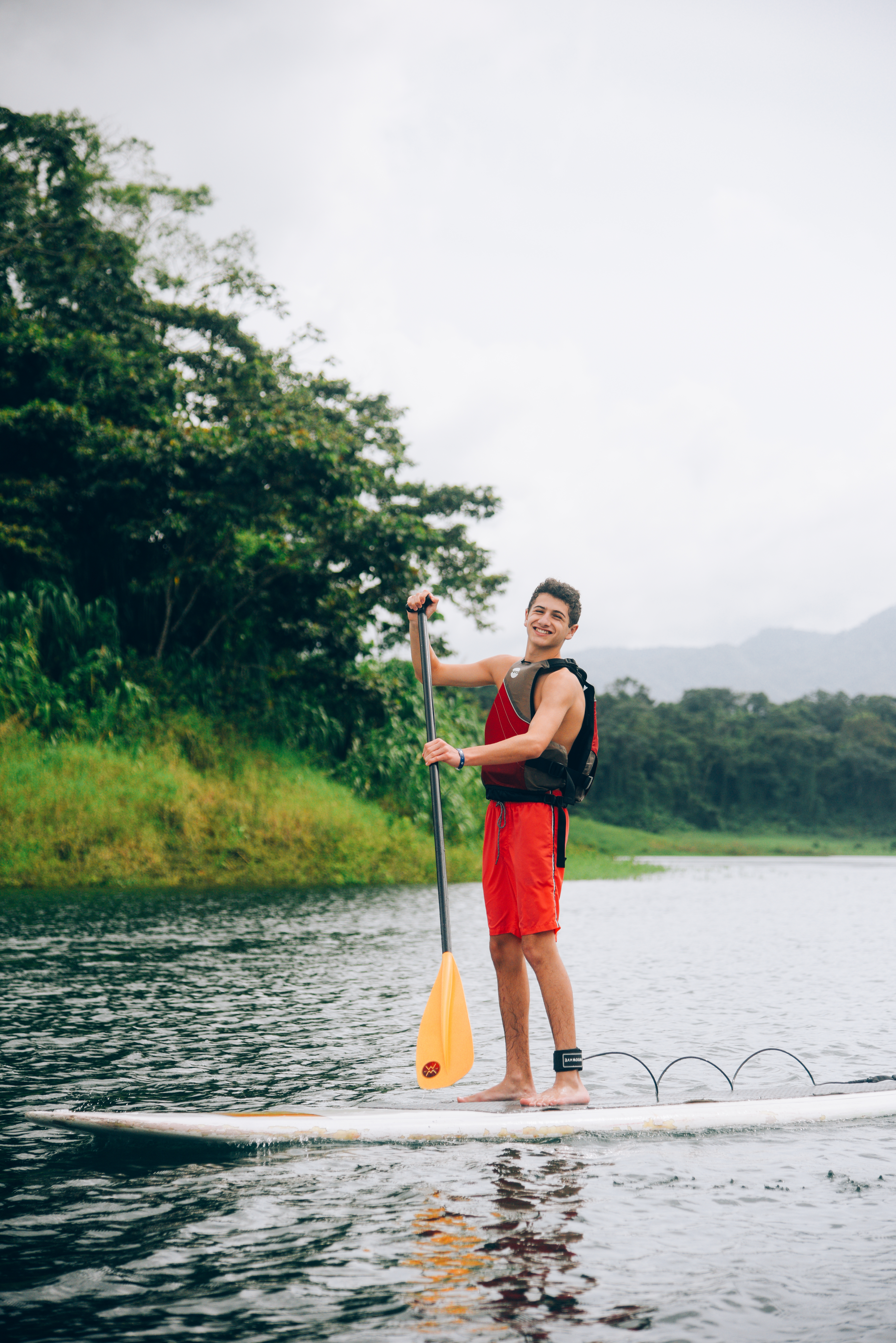 Arenal Lake! Best views of the Arenal Volcano Costa RIca