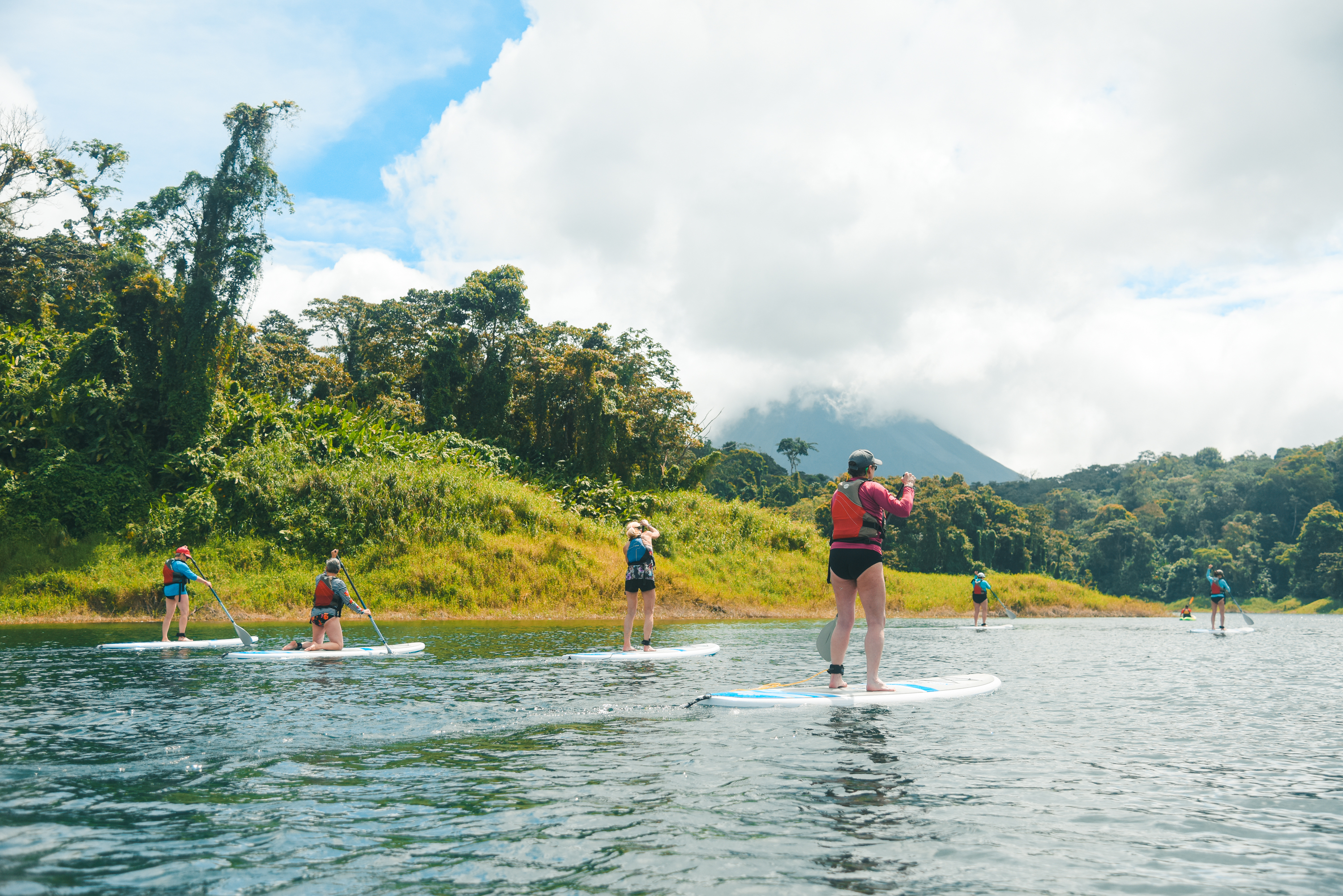 Time to Paddle! Discover Costa Rica and join us here at Desafio Adventure Company