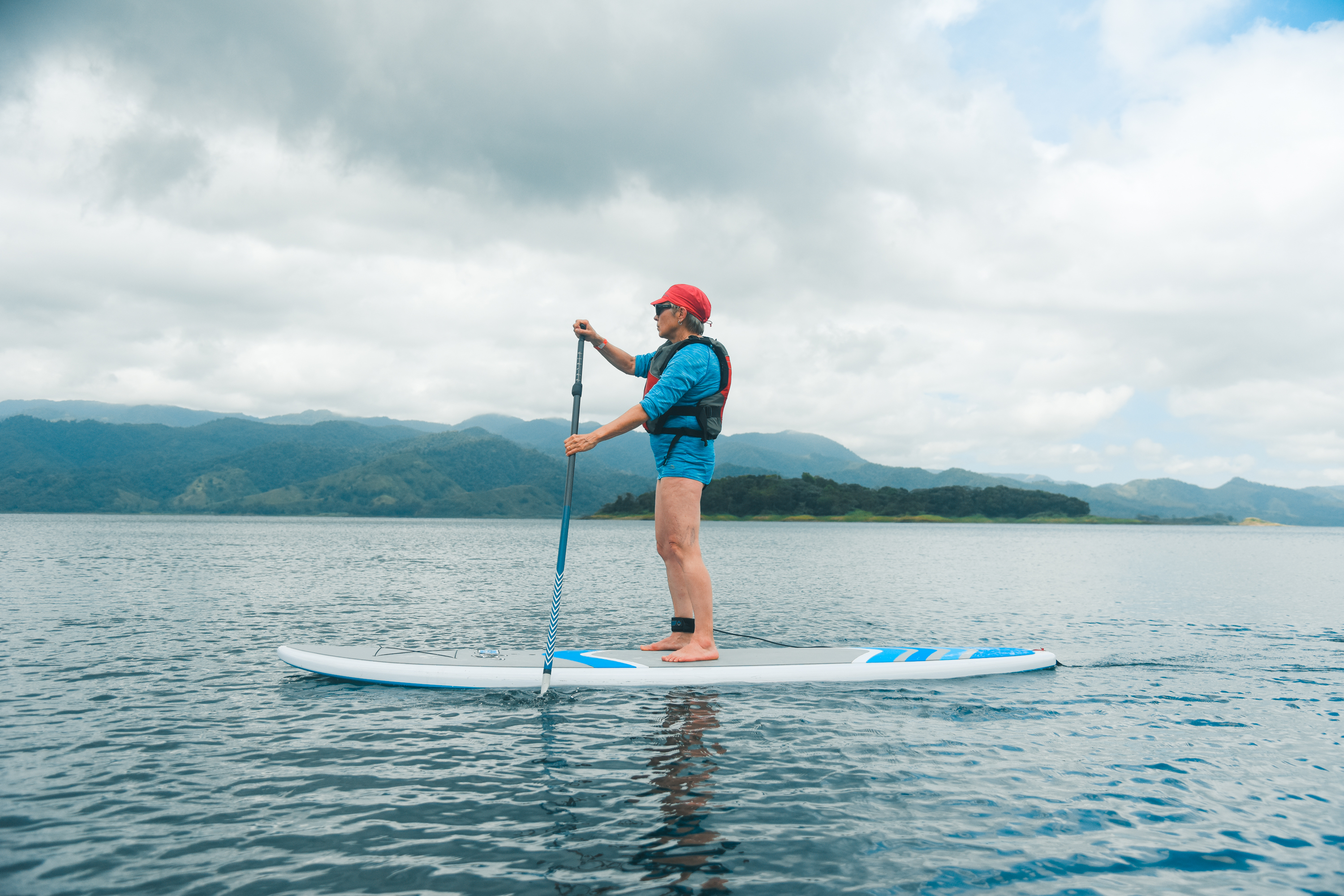 Paddle Board in Costa Rica! Arenal Lake