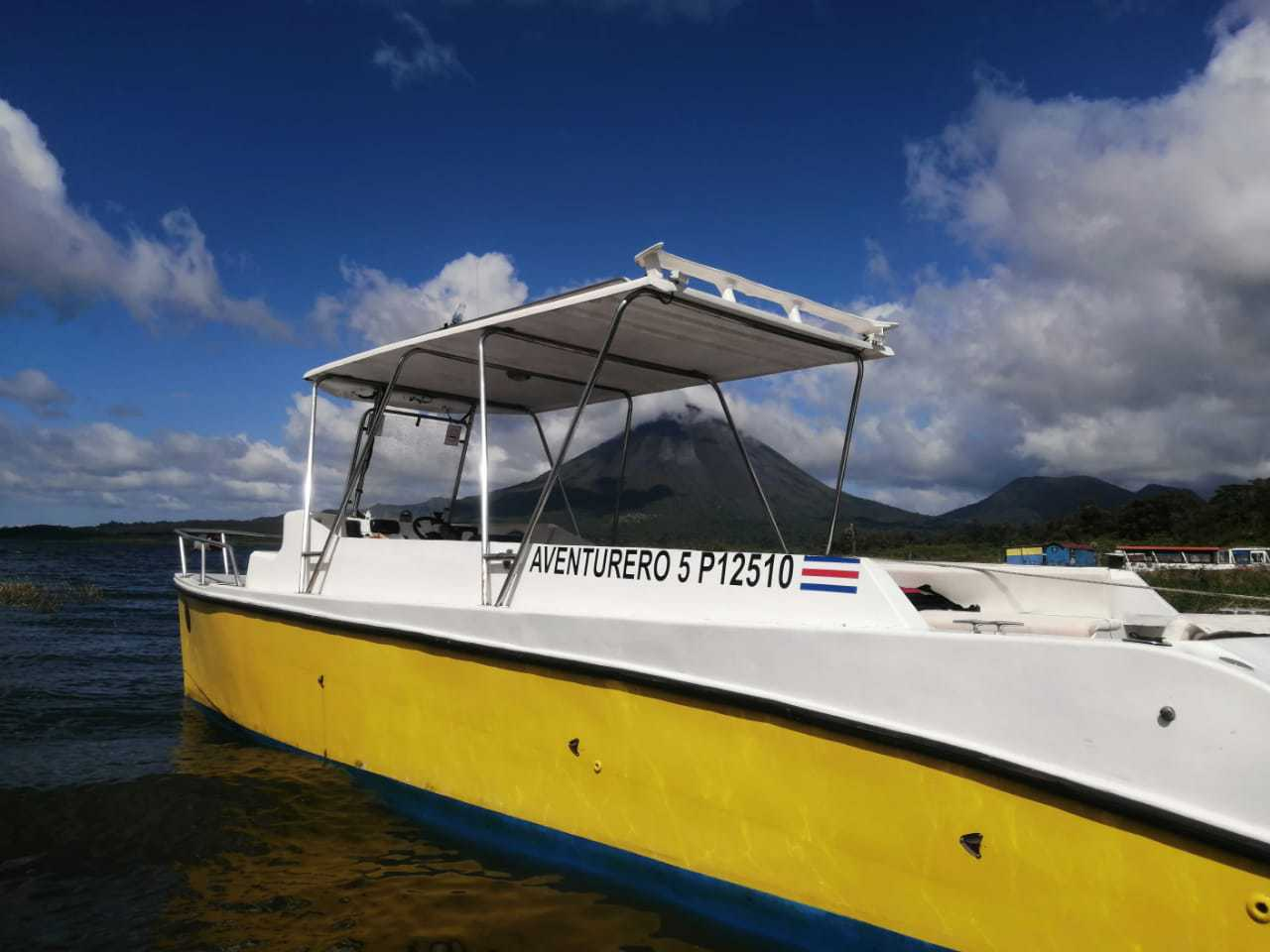 Take the fast way to the beach with our Fast Boat transfer to Guanacaste with Desafio.