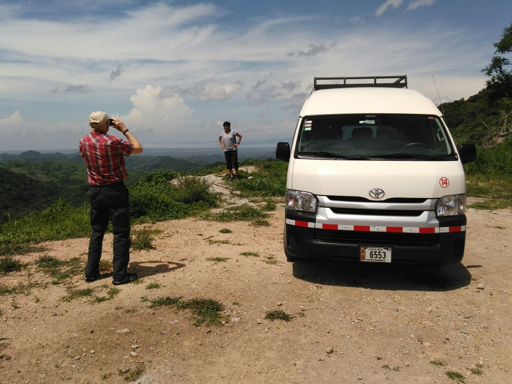 Check out the Desafio Adventure Connection on the way to Dominical.