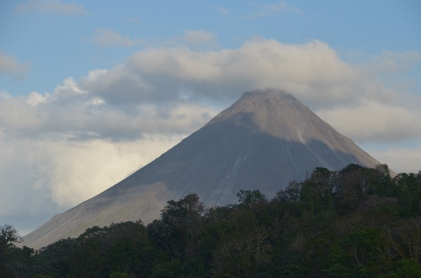 The Iconic Arenal Volcano!