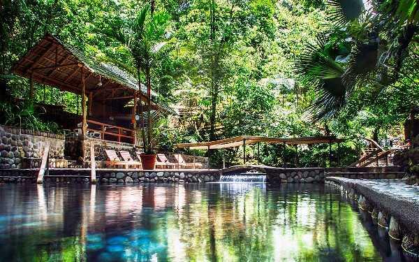 Ecotermales Hot Springs