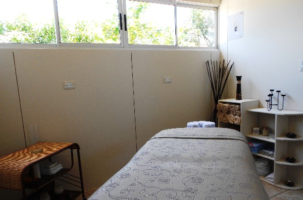 Arenal Rabfer is a friendly hotel in downtown La Fortuna with nice spa options.