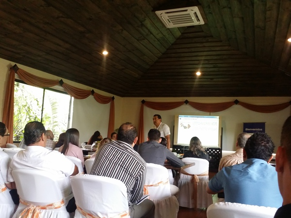 Arenal Springs offers comfortable conference rooms for meetings in Arenal.