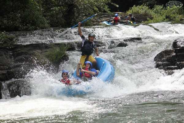 Rafting Tenorio Class 3-4