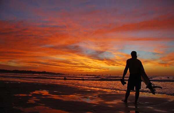 The best Surf destination is Tamarindo.