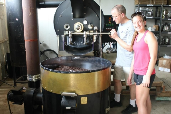 Delicious coffee tour in Monteverde.