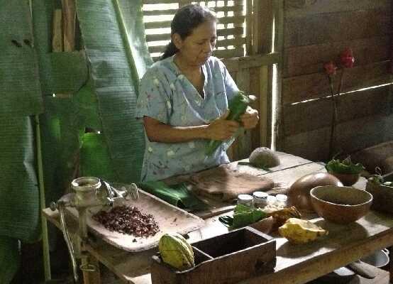 Chocolate process in Costa Rica!