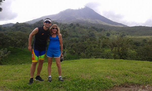 Costa Rica is a great place for running and being active.
