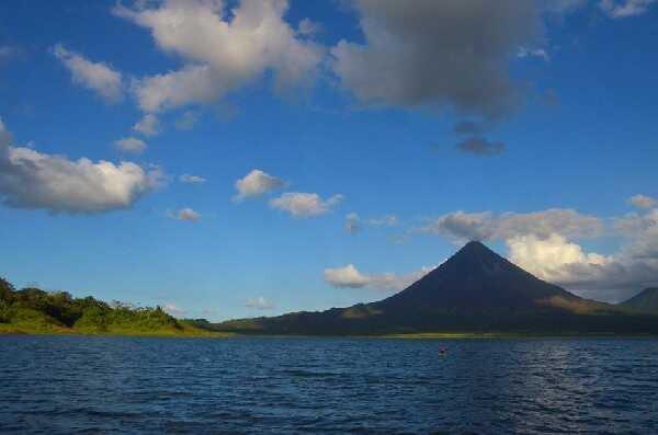 Arena Volcano