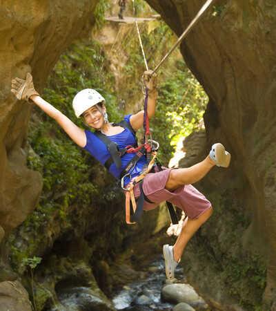 Adventure around Rincon de la Vieja Volcano