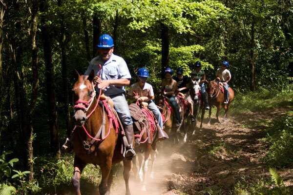 Costa Rica cowboy !
