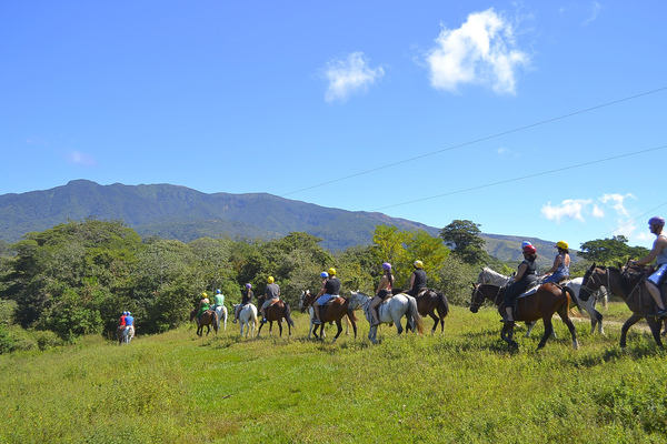 Great horseback riding in the Guanacaste area of Costa Rica!