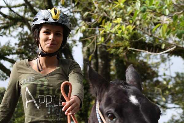 People love our horseback rides in Monteverde!
