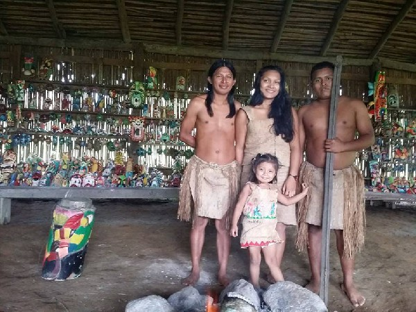 Malekus, Costa Rica's few remaining indigenous tribes!
