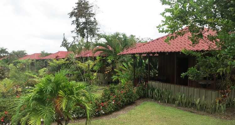 Cute cabins at affordable prices at La Pradera in La Fortuna, Arenal Costa Rica