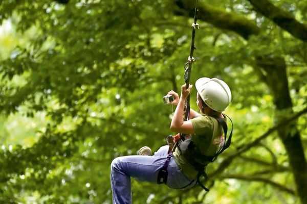 The Vista Arenal Canopy Tour