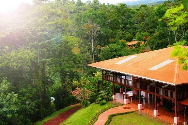 Finca Luna Nueva, biodynamic farm and hotel.