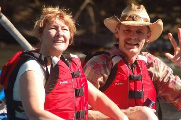 Safari Float on the Tenorio River