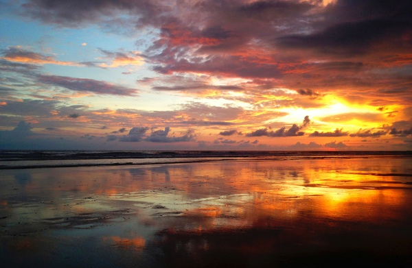 You will not need to go to the beach to see the beautiful sunsets if you are staying at Los Altos de Eros in Tamarindo Costa Rica.