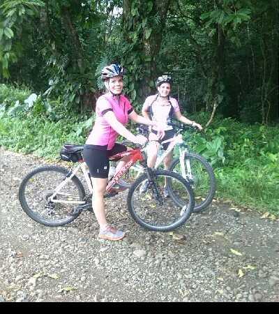 Extreme Mountain biking Costa Rica with Desafio