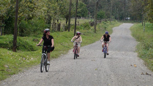 The Arenal Volcano area is ideal for riders looking for an experience of a lifetime!