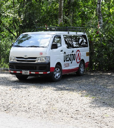 Whether you are traveling in Costa Rica by private shuttle