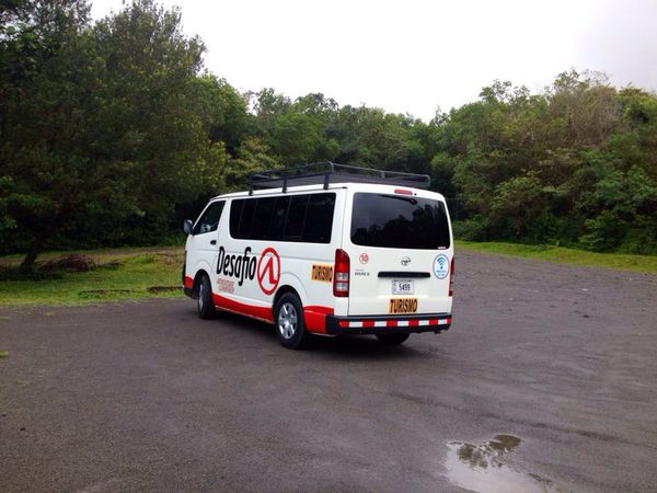 Desafio offers excellent transportation from Cahuita to San Jose Costa Rica.