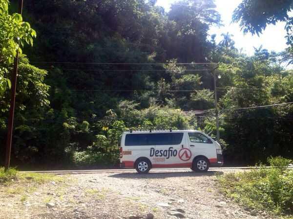 Private Transfers in Costa Rica with Desafio.