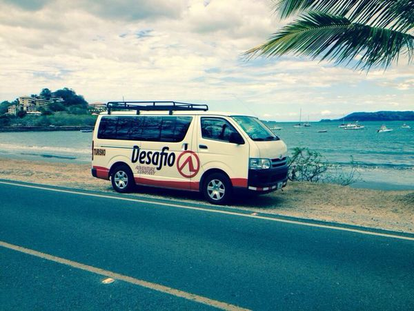 Desafio offers comfortable and efficient private transfers from Ocotal Beach to San Jose.