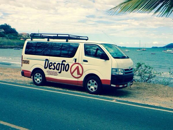 Desaio offers excellent private transfers from San Jose to Flamingo Beach.