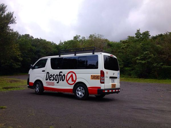 Desafio offers the most affordable private transfers from San Jose to Ricon de la Vieja.