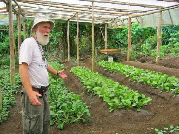 Organic, bio-dynamic, enchanting herbal estate!