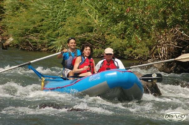 Maximize your vacation time with an exciting river adventure on the way to your new vacation destination!
