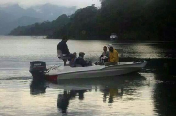 This is the ideal place for fishing in Costa Rica!