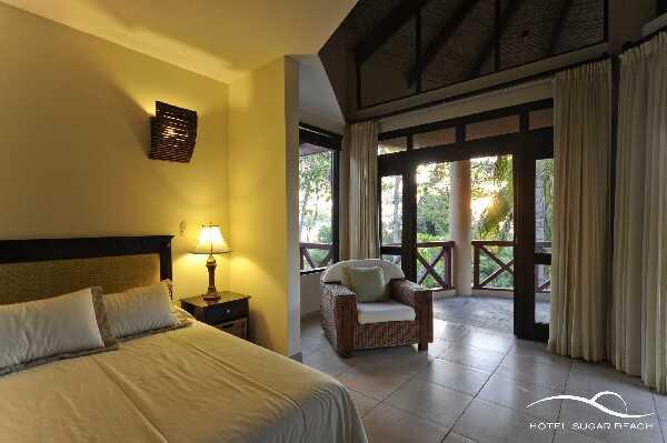 Hotel Sugar Beach Costa Rica Hotel with beautiful rooms