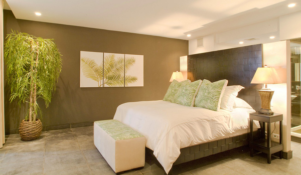 Master bedroom - Suite